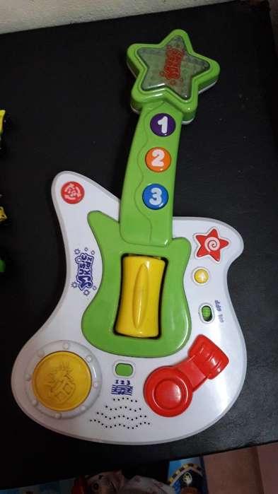Guitarra Musical Juguete