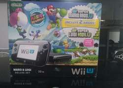 Nintendo Wii U 32 Gb