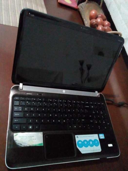 Portátil HP DV6 en buen estado y funcional - Buenaventura