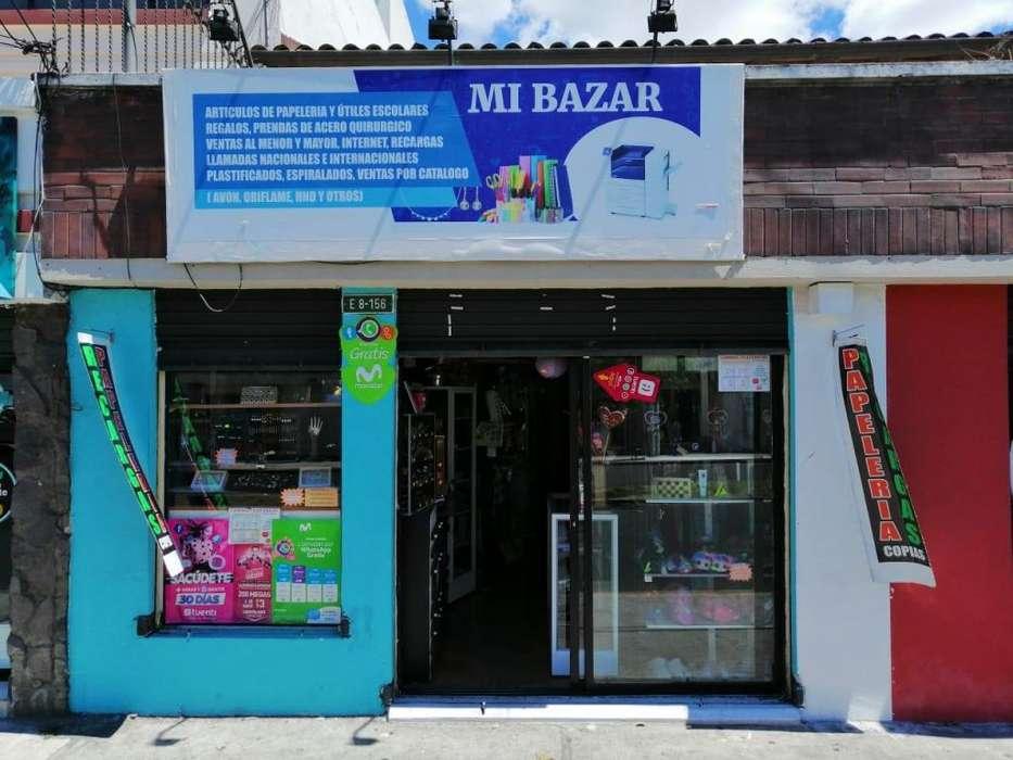 VENDO MI HERMOSO <strong>bazar</strong> EN EXCELENTE LUGAR