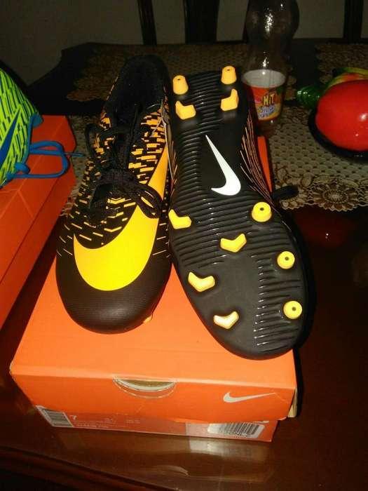 Guayos Originales Nike, New Balance
