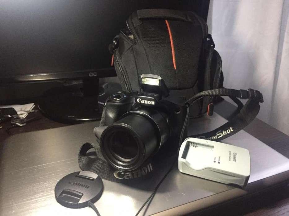 Cámara Canon Sx520hs fotografía y vídeo