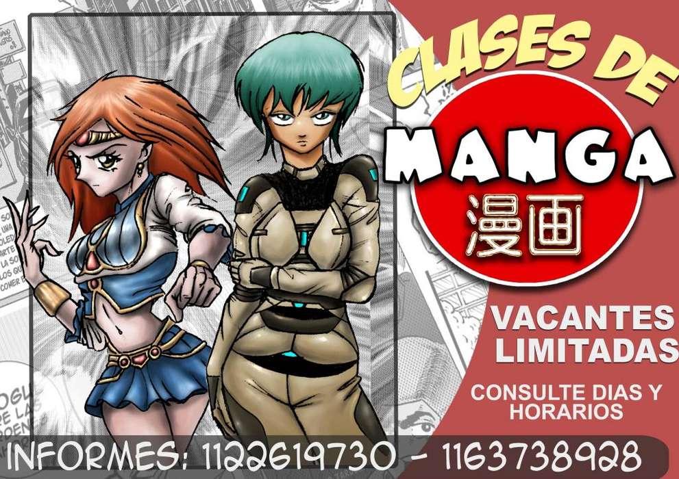 talleres de manga y comic en san miguel