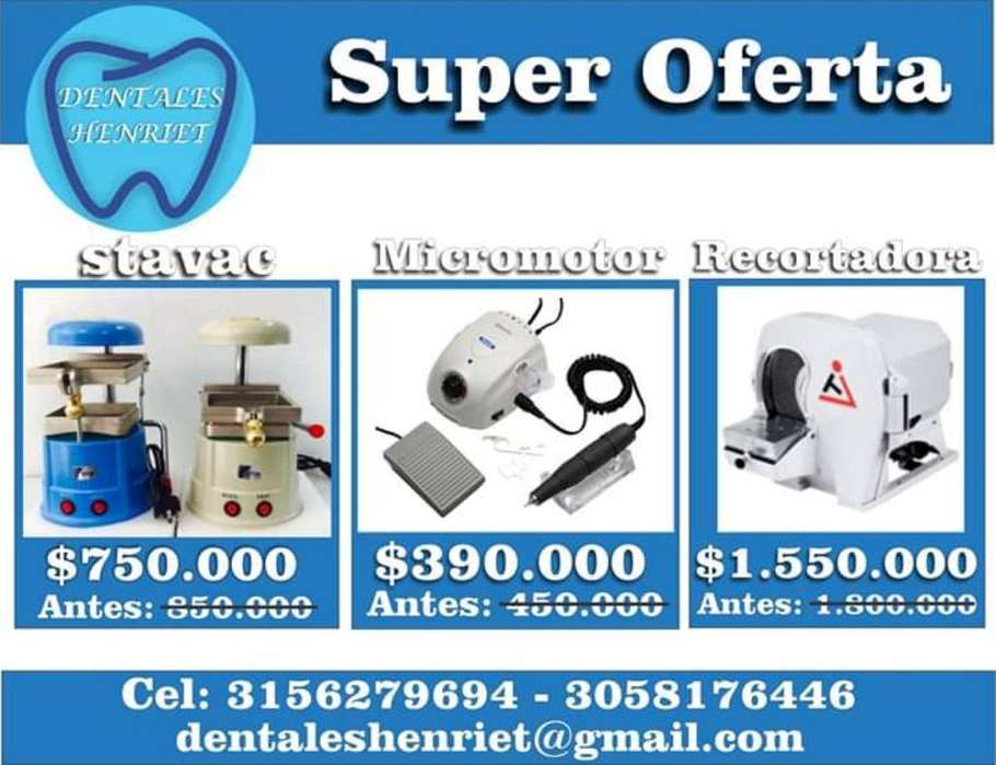 Equipos para Laboratorio Dental