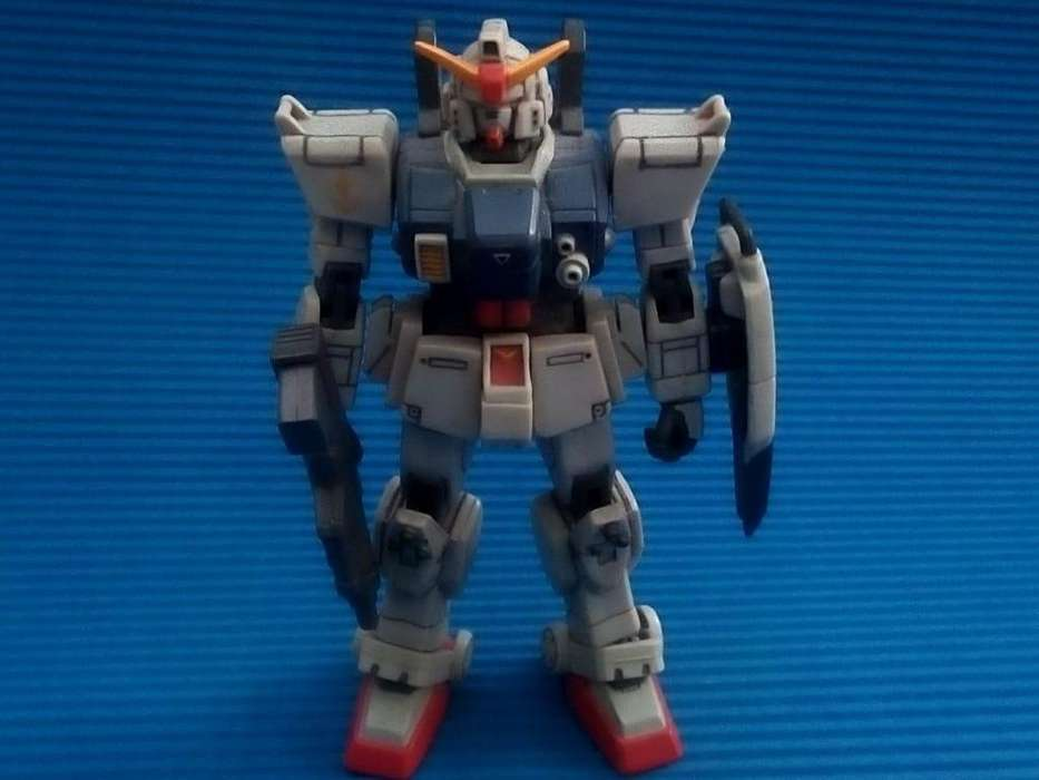 Lote #18 Gundam MSIA RX-79