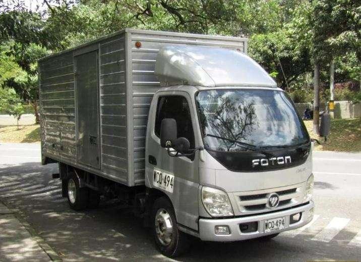 Camion Foton Aumark, doble llanta, Excelente estado, modelo 2015