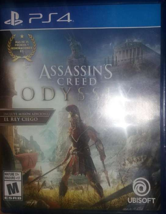 Assassins Creed Odyssey Ps4 Play 4