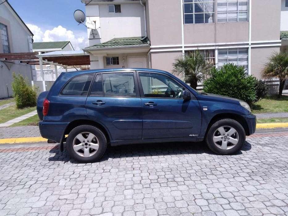 Toyota RAV-4 2004 - 198500 km