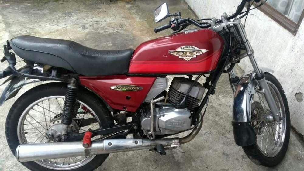 <strong>kawasaki</strong> Gto125 Modelo 2000 Q Ay Pa Camb