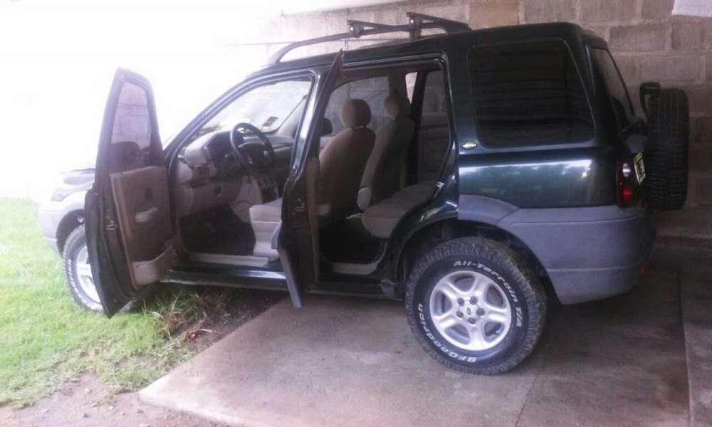 Land Rover Freelander 1999 - 120000 km