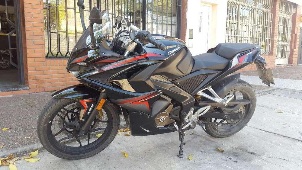 Rs200 Injeccion Abs Esc.ofertas