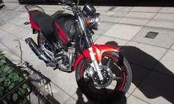 Yamaha YBR ED Full 2013