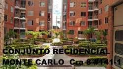 APARTAMENTO EN MONTE CARLÓ SALADO  APARTAMENTO 207 TORRE 4