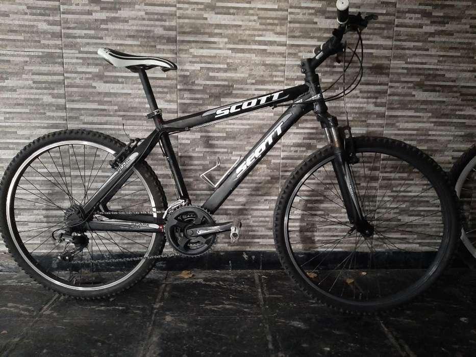 Bicicleta Scott Spark 26