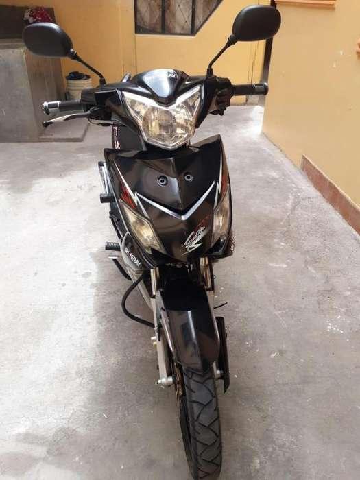 moto shineray 2018