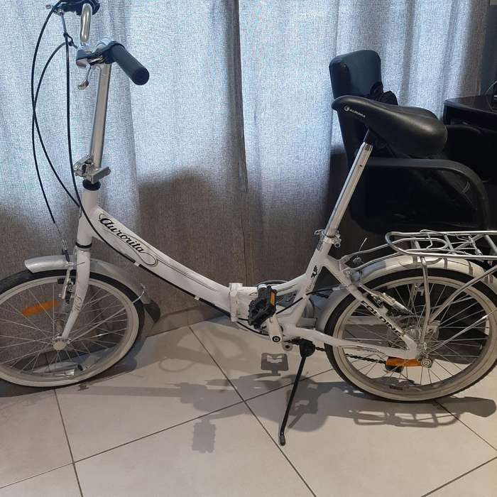 Bicicleta Aurorita Plegable