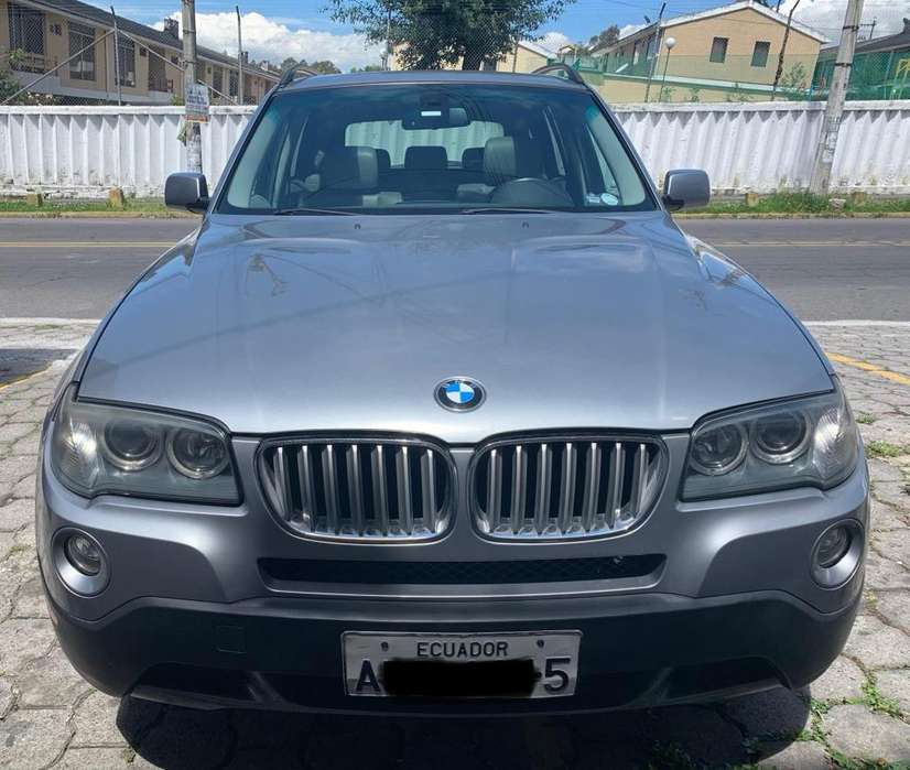 <strong>bmw</strong> X3 2007 - 64764 km