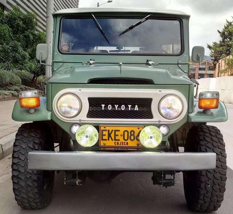 Toyota FJ 1966 - 8900 km