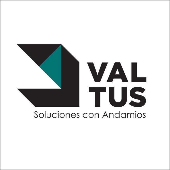 ALQUILER DE ANDAMIOS NORMADOS MARCA LAYHER EN AREQUIPA