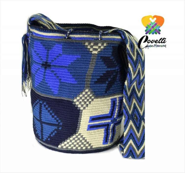 Mochilas Wayuu de Diseño