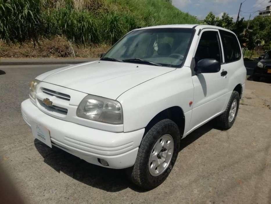 Chevrolet Grand Vitara 2003 - 320000 km