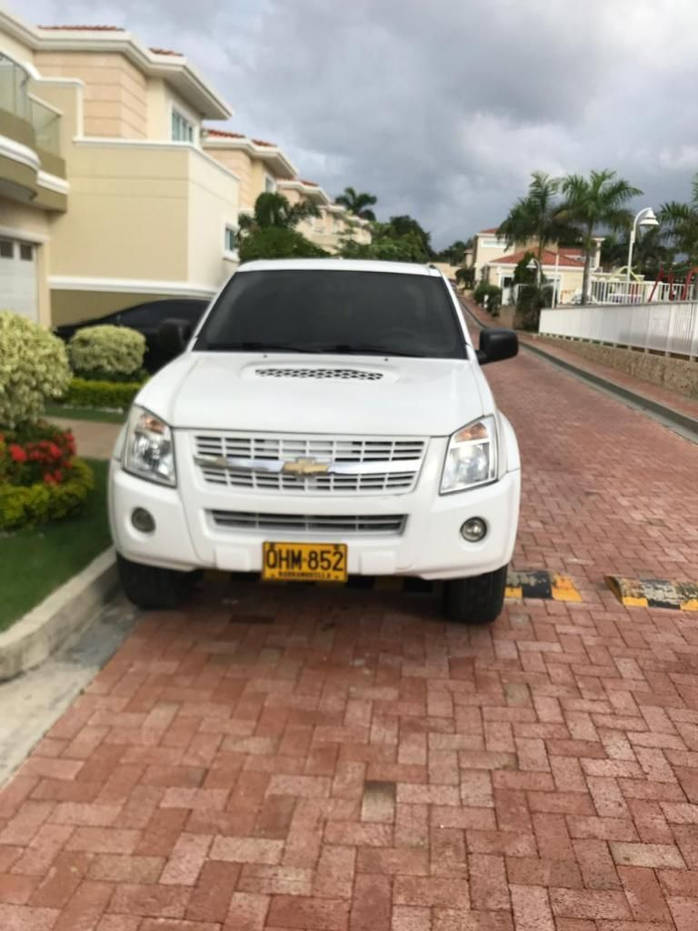 Vendo Chevrolet Luv Dmax 4 X 4 2008