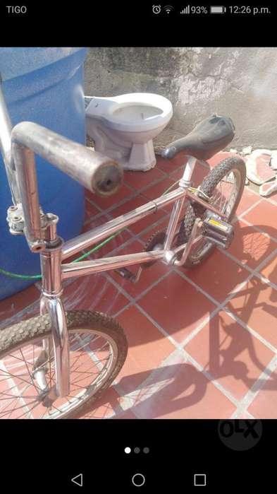 Bicicleta Niquelada