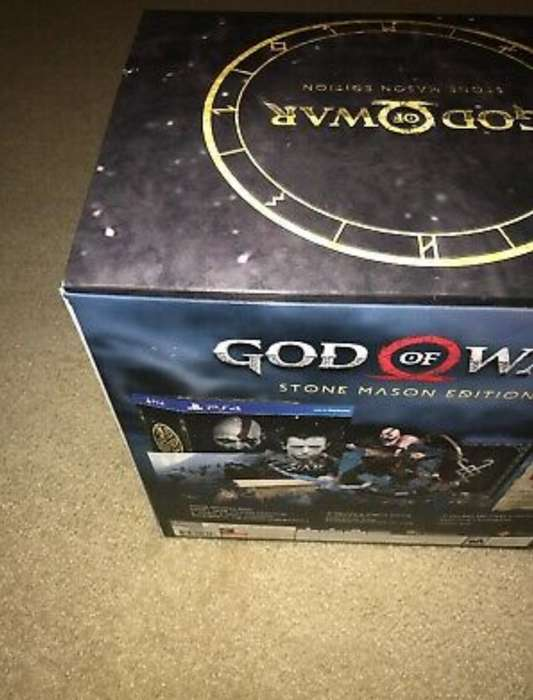 Play Station 4 PRO 1TB Edicion God Of War 4