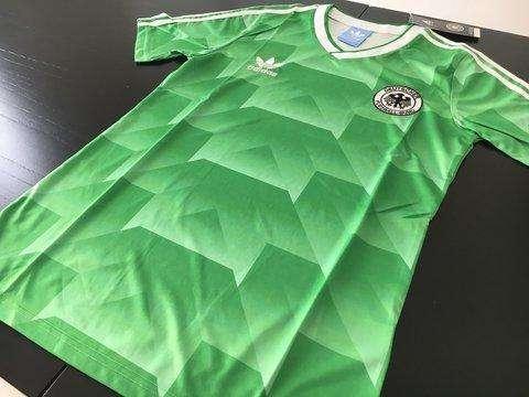 Camiseta Alemania retro