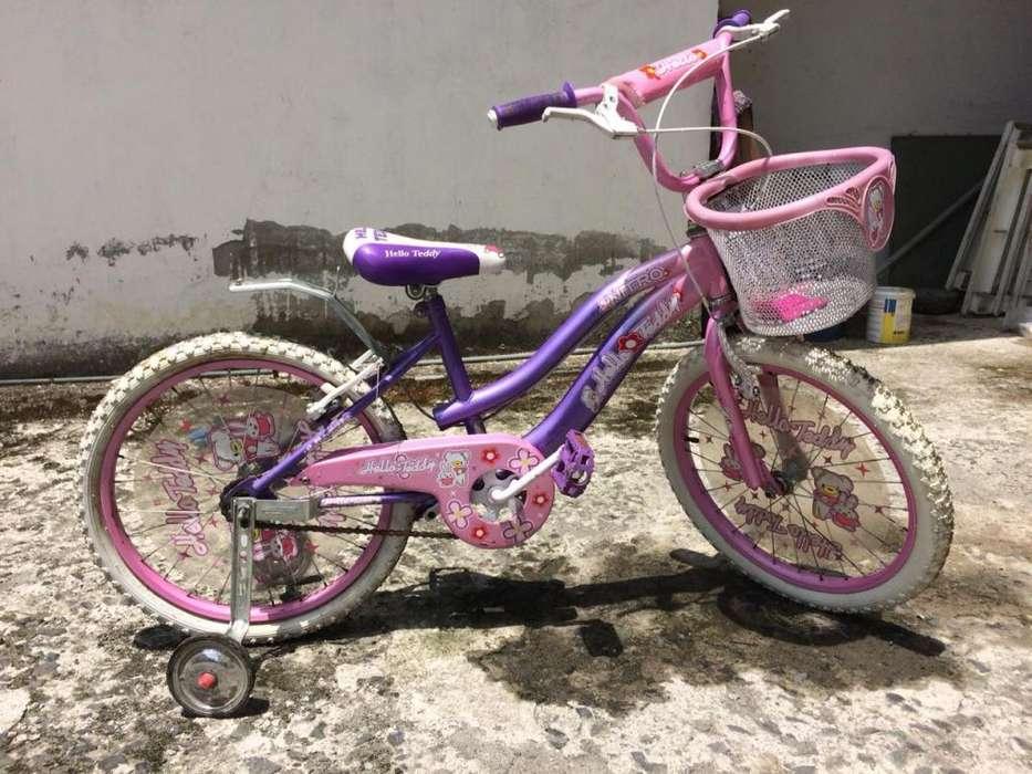 Bicleta usada en excelente condiciones