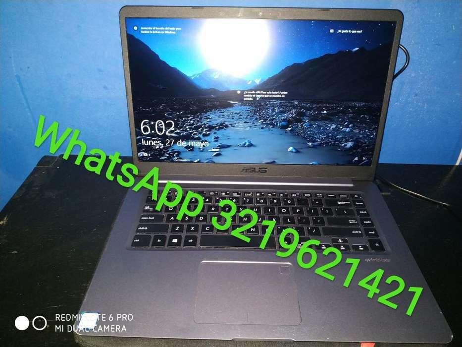 Portátil Asus Vivobook X510uar I5 de 8