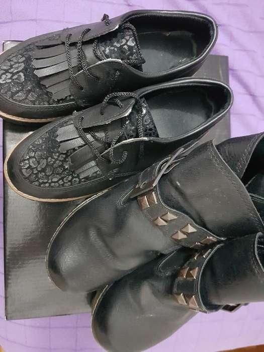 Zapato Y Bota