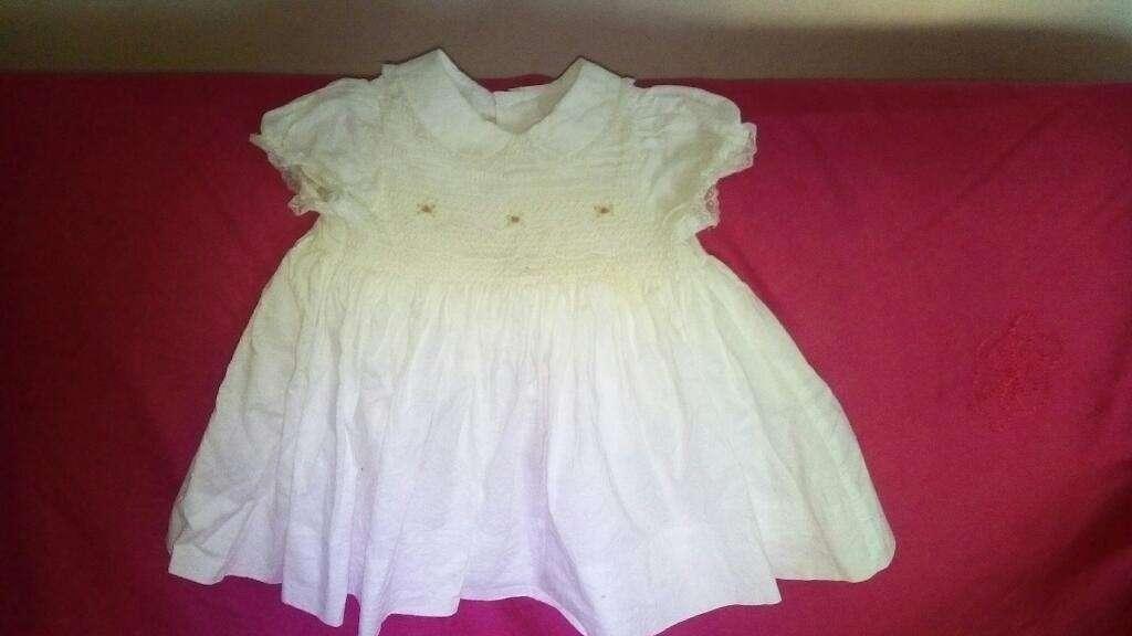 10a80759c Vestido beba 1 año. Ideal bautismo