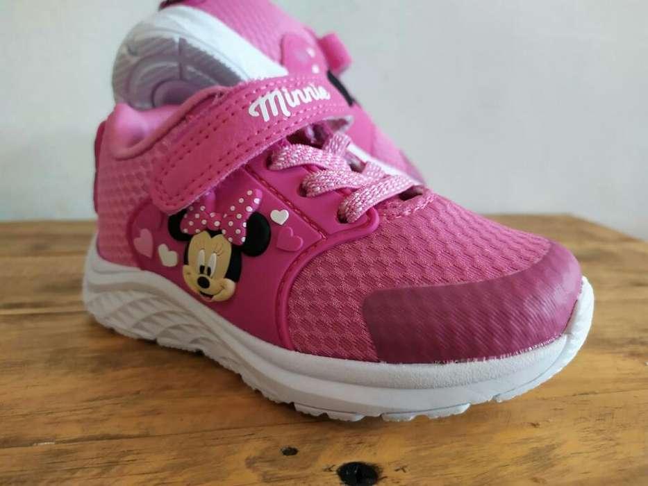 Zapatos de Niña Nro 25