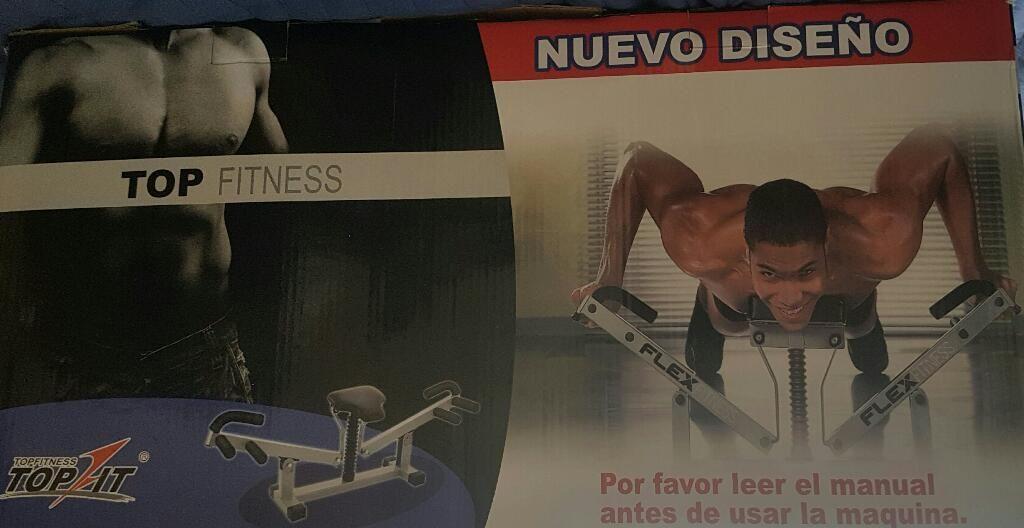 Flex Fitness Ejercitador de Pectorales