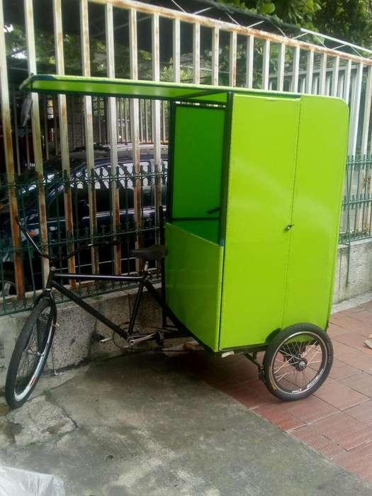 Se vende bicitaxi nuevo
