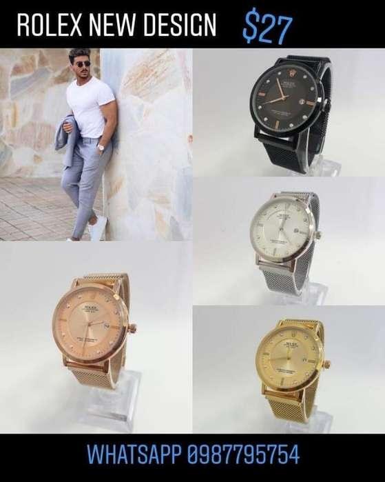 Reloj Hombre Casual <strong>rolex</strong> New Design DTEMPORADA
