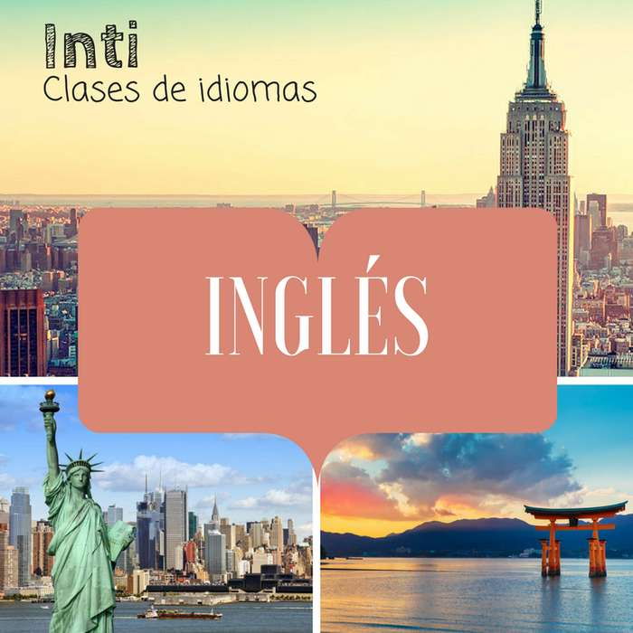 Clases Particulares y Personalizadas de Inglés. Todas las edades