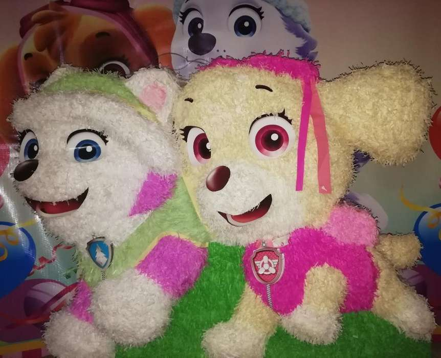 Piñata Skye Patrol