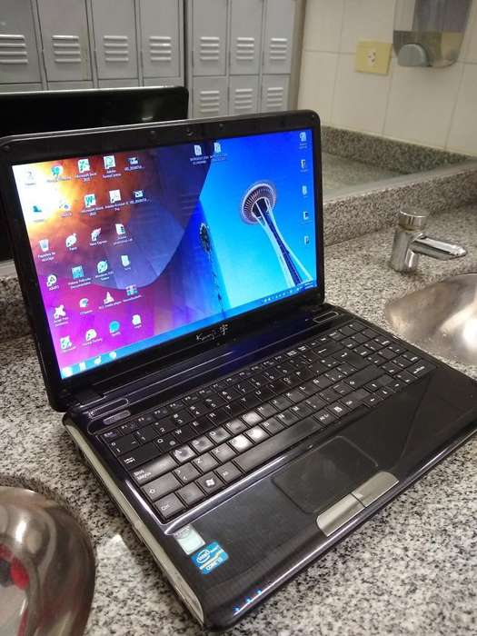Notebook Kanji Procesador I5 Funda