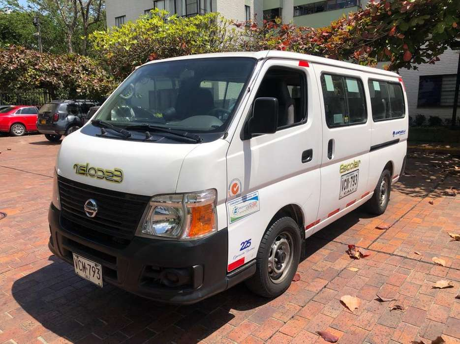 Nissan Urvan 2007