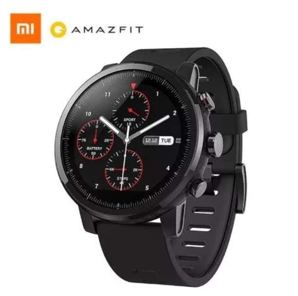 b0294b60a9bc Xiaomi Huami Amazfit Stratos Reloj Inteligente Con Gps CC Monterrey local  sotano 5