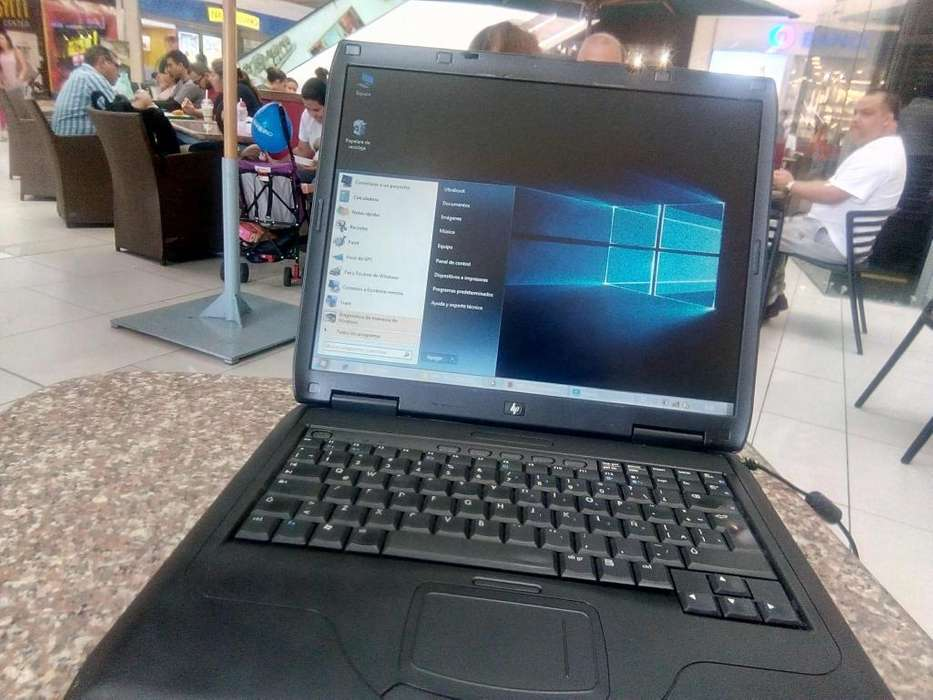 Preciosa LAPTOP HP Series PowerBook / WINDOWS 7 / OFFICE / Mejor que sony acer 8 7 6 Samsung moto plus lapto laptos