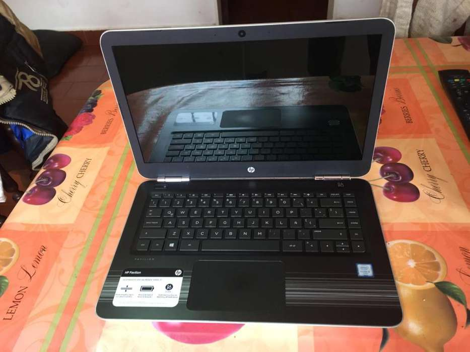 Notebook Hp Pavillon I5 6 Gen 8gb Ram Disco 1tb Pantalla 14