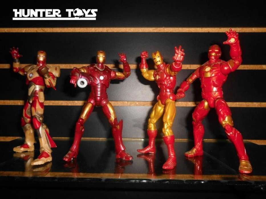 IRON MAN, SANDSTORM, THE MOVIE, CLASSIC, ESPACIAL, FIGURAS ARTICULADAS, ORIGINALES HASBRO, 6 PULGADAS, MARVEL COMICS!!!