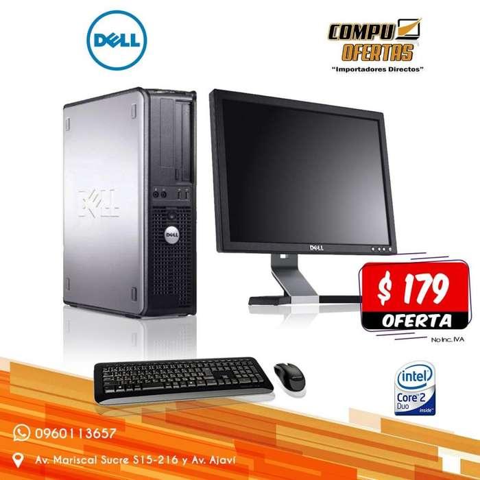 COMPUTADOR COMPLETO DELL/HP/LENOVO