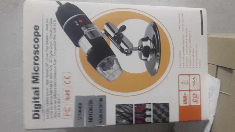 Microoscopio electronico