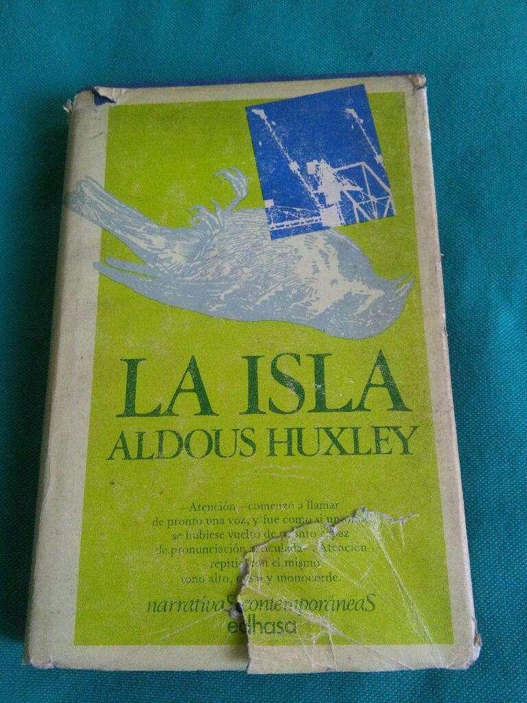 La Isla . Aldous Huxley . Novela