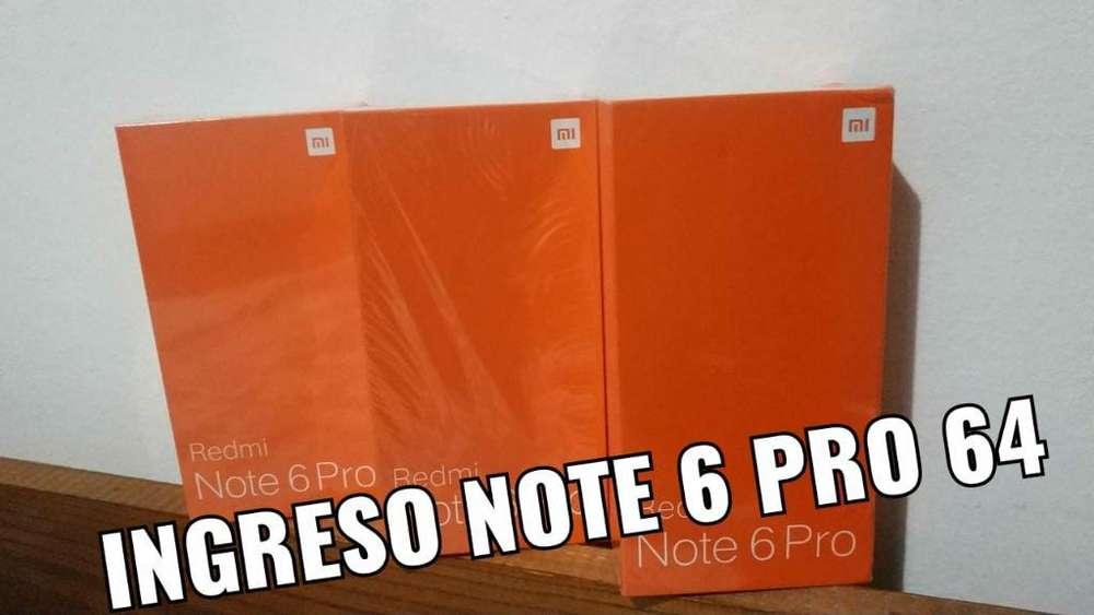 Xiaomi Note 6 Pro D 64gb,en Caja Sellada