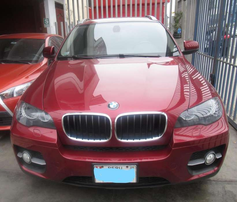 <strong>bmw</strong> X6 2012 - 35800 km